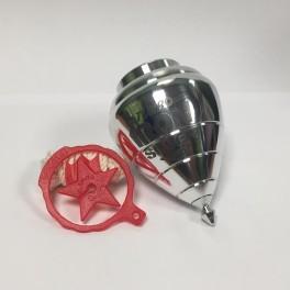 Turbo Iron Silver