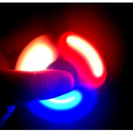 SPINNER CON LEDS