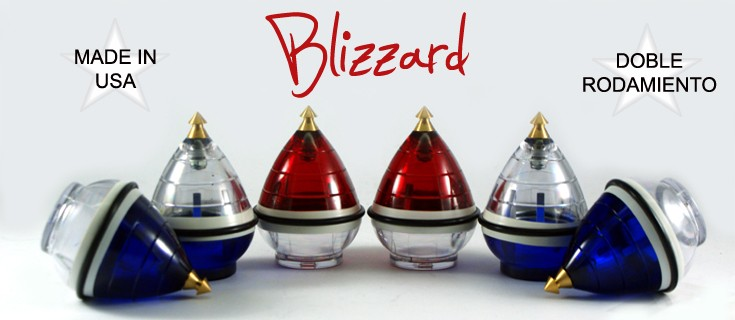 Blizzard trompo spintastics